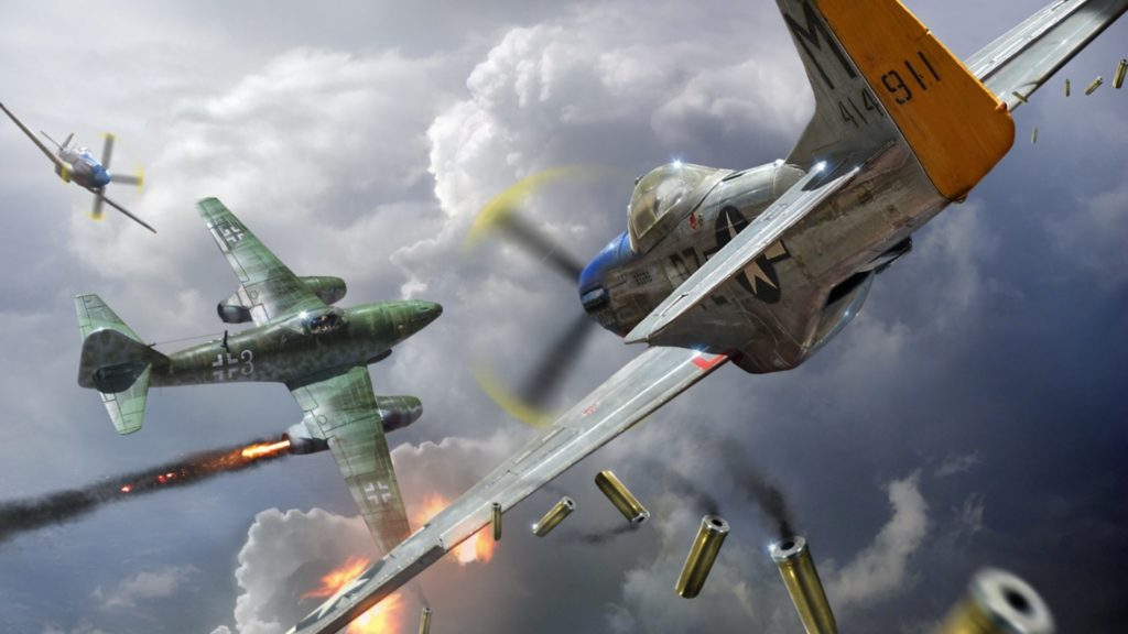 Porta aviões da Segunda Guerra Mundial