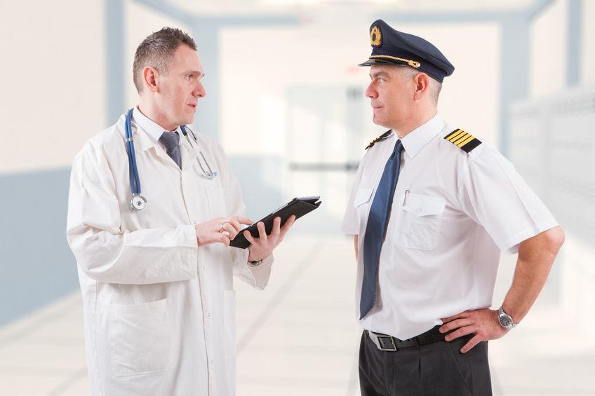 Certificado médico aeronáutico CMA