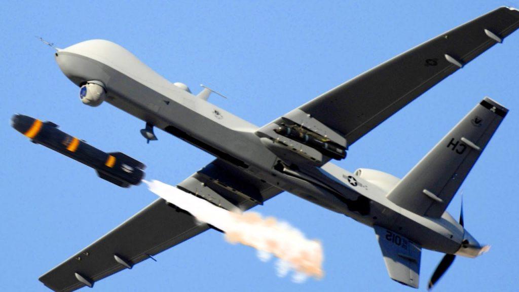Drone da Força Aérea Americana (USAF)