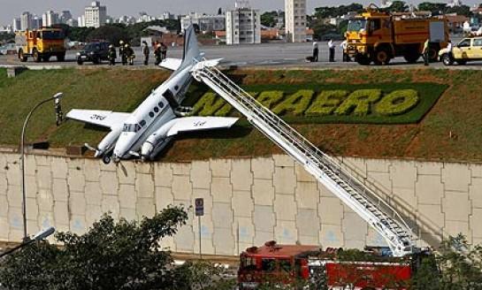 Acidente e incidente aeronautico