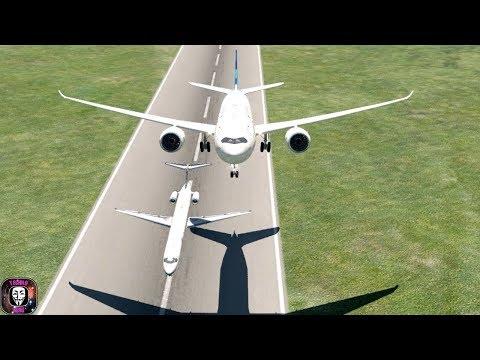 decolagem de pista ocupada por outra aeronave, sem separação segura
